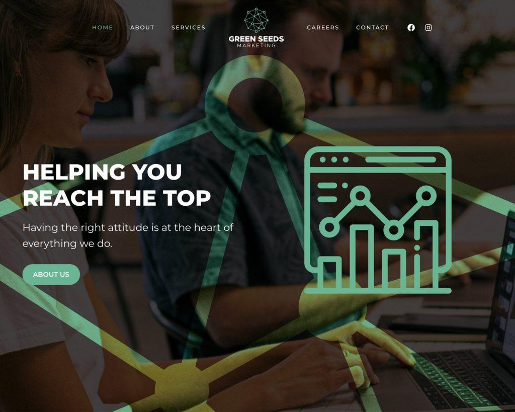 greenseedsmarketing-creare-site-prezentare